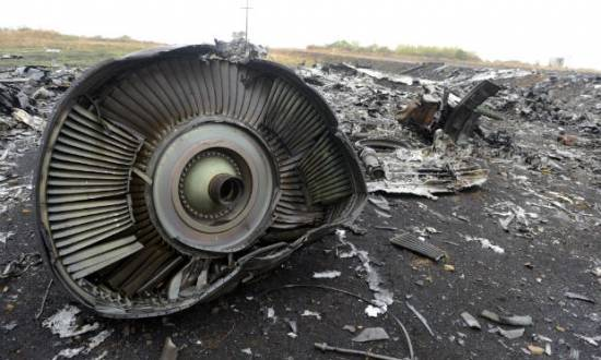 Acidente aconteceu em julho e matou 298 passageiros e tripulantes.
