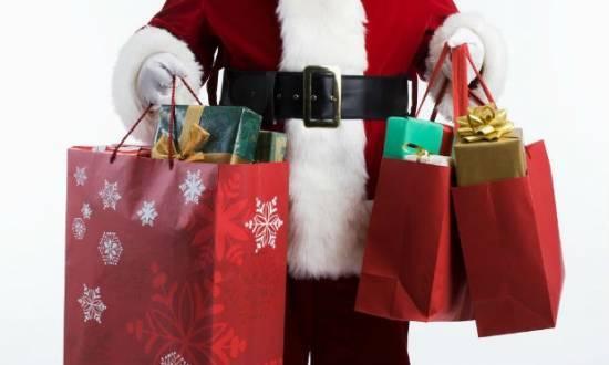 Encomendas do Natal, principal data do comércio, ainda não tomaram força