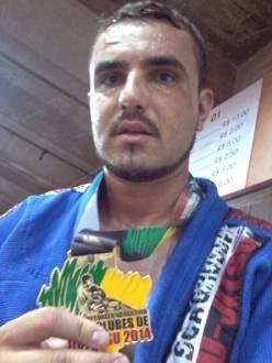 Ildefonso José foi o grande vencedor do 25º Campeonato Brasileiro Interclubes de Jiu-Jitsu, realizado no último fim de semana, em Belo Horizonte