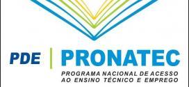 PRONATEC oferece vagas em cursos profissionalizantes em Montes Claros