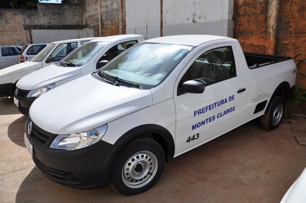 Montes Claros - Prefeitura realiza processo de Registro de Preços para adquirir veículos