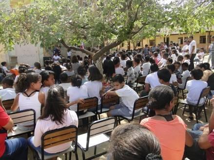 Montes Claros - Palestra para crianças encerra programação da Semana do Trânsito