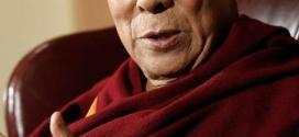 Dalai Lama é considerado um separatista perigoso por Pequim