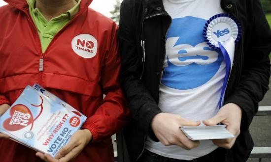 Europa - Escócia decide o futuro do Reino Unido em referendo sobre independência