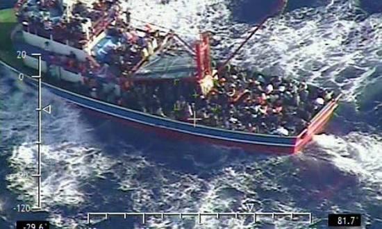 Companhia recebeu o pedido de busca e resgate de autoridades do Chipre para ajudar na operação de salvamento na manhã desta quinta-feira