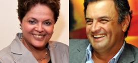 Eleições 2014 - Dilma provoca Aécio dizendo que ele não sentará na sua cadeira