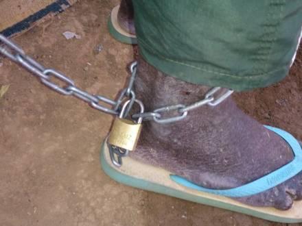 Norte de Minas - Idoso é mantido em cárcere privado em Janaúba