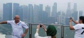 Nevoeiro em Cingapura pode atrapalhar GP de Fórmula 1