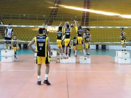Vôlei - Montes Claros vôlei joga no domingo