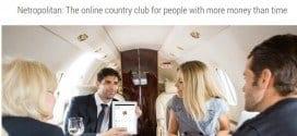"""Rede social lançada na terça-feira (16) por um milionário americano elevou o conceito de """"rede social exclusiva"""" a outro nível."""