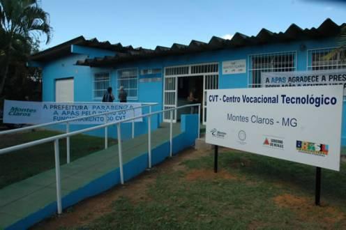 Cursos - CVT de Montes Claros abre inscrições para cursos gratuitos