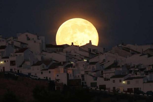 O fenômeno chama a atenção também na Espanha