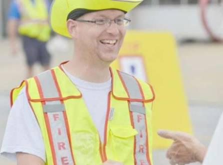 Tony Grider morreu no sábado, informou a Universidade Campbellsville ao dar pêsames à família e ao Corpo de Bombeiros