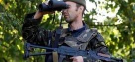 Separatistas encontraram corpos em vala comum que podem ser de civis