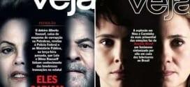 Capa da mais recente edição da Veja lembra publicação sobre a novela 'Avenida Brasil'