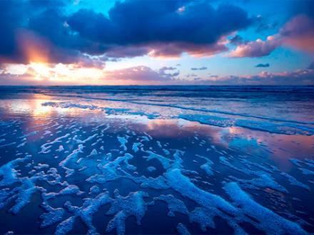 Profundidade do mar não contribui para aquecimento global, afirma a Nasa