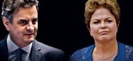 Eleições 2014 - Aécio tem 54,6% e Dilma 45,4% diz pesquisa Sensus