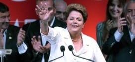 Eleições 2014 - Após se reeleger no segundo turno Dilma pede 'paz, união e diálogo'