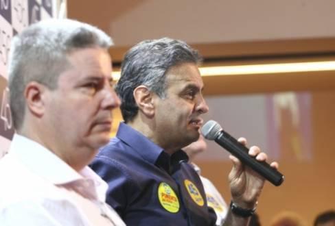Eleições 2014 - Para Aécio Neves, mineiros vão fazer 'reflexão' no 2º turno