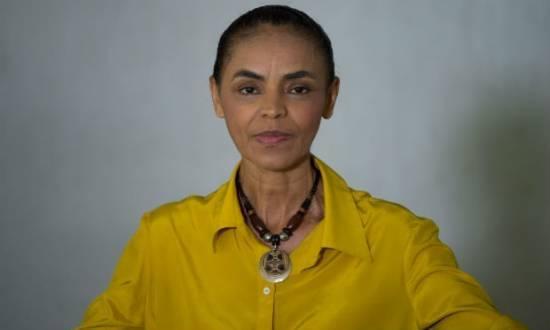 Marina, que obteve cerca de 22 milhões de votos (21,32% dos válidos) no primeiro turno, ainda não se manifestou