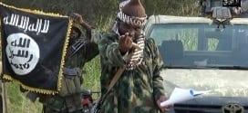 No último vídeo do grupo islâmico, divulgado na semana passada, um homem descrito como um piloto da Força Aérea da Nigéria foi decapitado