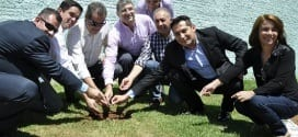 Montes Claros - Representantes de cidade da Espanha visitam Caic do Maracanã para falar sobre consciência ambiental