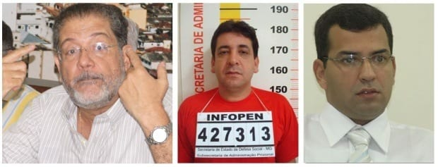 O ex-prefeito Luiz Tadeu Leite, o vereador João Ferro e o advogado Cláudio Silva Versiani estão entre os envolvidos