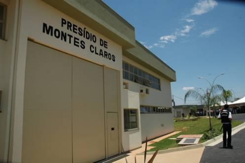 Montes Claros - Funcionário terceirizado do Presídio Regional de Montes Claros é preso após revista