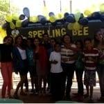 Montes Claros - Escola Municipal Manoel Pereira do Nascimento recebe Spelling Bee (Soletrando de Língua Inglesa)