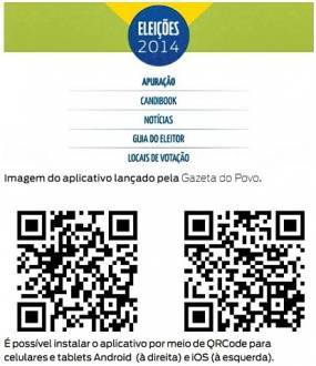 Eleições 2014 - Eleitor poderá acompanhar apuração de votos por tablets e smartphones