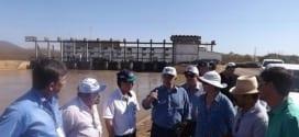 Norte de Minas - Presidente da Agência Nacional de Águas visita o Jaíba