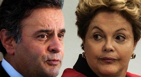 Eleições 2014 - Dilma e Aécio intensificam campanha em RJ e MG