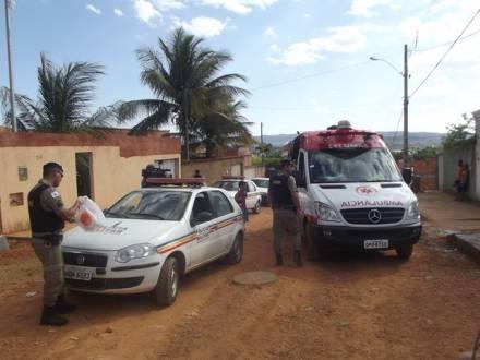 Vitima reagiu após notar a presença do assaltante com a faca, diz polícia. (Foto: Alexandre Fonseca/G1)
