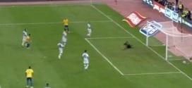 Futebol - Brasil vence a Argentina no Superclássico das Américas