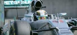 F1 - Hamilton faz a pole em primeiro GP da Rússia de Fórmula 1