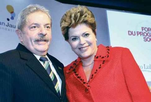 Lula deseja ser candidato à Presidência em 2018