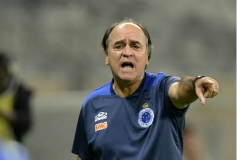 Brasileirão 2014 - Marcelo Oliveira nega relaxamento do Cruzeiro