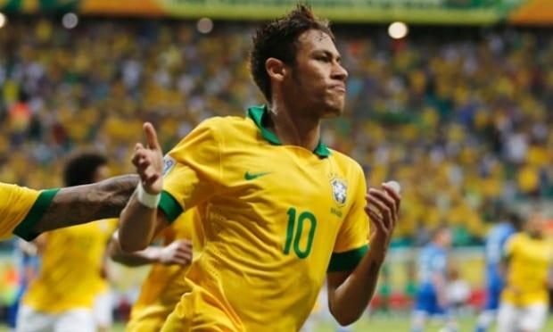 Seleção brasileira - Dunga muda o discurso e diz que Neymar será o capitão da seleção