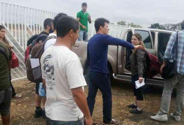 """Faro gravou para o Programa """"Água pura para Crianças"""", em Francisco Badaró – Foto: GBI/Gazeta de Araçuaí"""