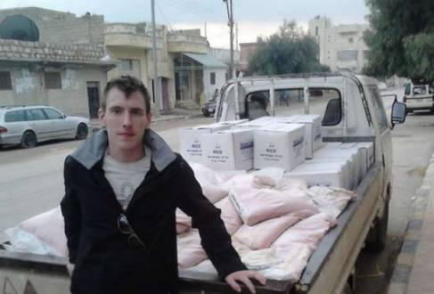 Kassig foi sequestrado em outubro de 2013, na Síria, onde prestava assistência para refugiados durante a guerra civil