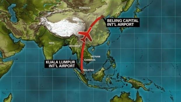Ásia - Busca por avião da Malaysia Airlines é retomada