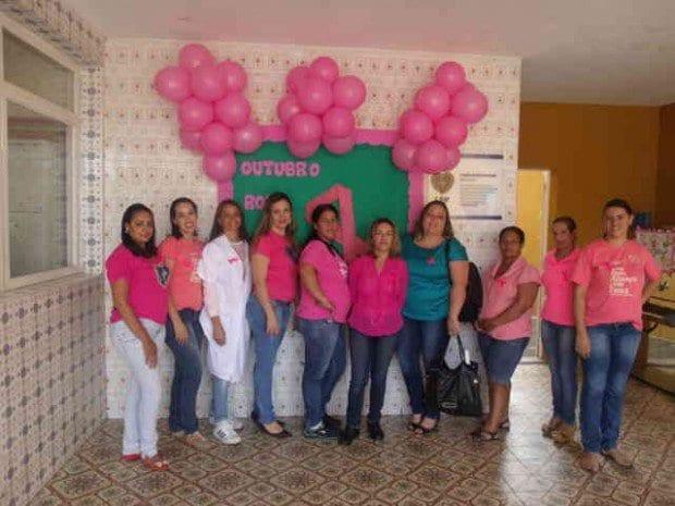 Montes Claros - LBV promove palestra sobre o câncer para as famílias atendidas