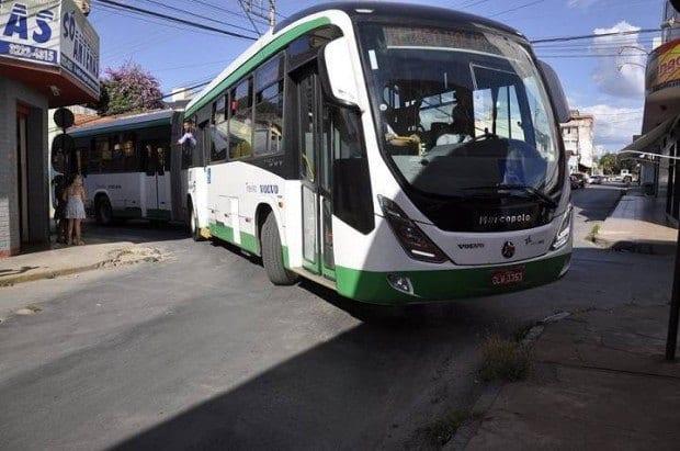 Montes Claros - BRT começa a ser testado em Montes Claros