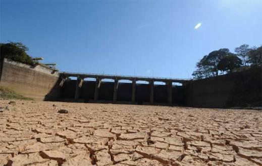MG - Chuvas são insuficientes para repor níveis dos reservatórios em Minas Gerais