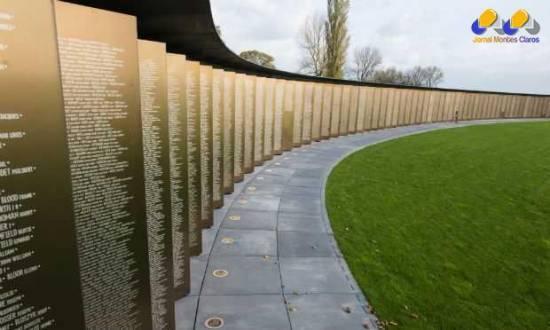 Inauguração acontece em 11 de novembro, data em que a França recorda o armistício que acabou com o conflito em 1918