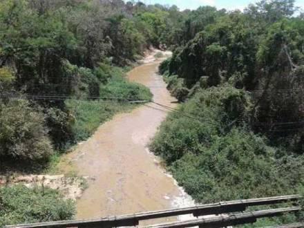Norte de Minas - Um dos afluentes do Rio São Francisco, Rio Verde Grande voltou a correr