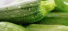 Saúde - Abobrinha é o alimento com mais resíduos de agrotóxicos