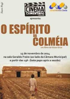 """""""O Espírito da Colmeia"""" no Cinema Comentado em Montes Claros"""