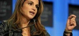 Rania fez a declaração durante a abertura de uma reunião anual dos meios de comunicação em Abu Dhabi