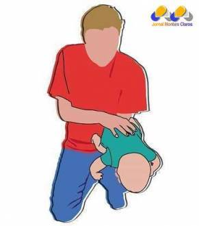 Diante das Orientações repassadas pelo tele atendente do COBOM, o pai da vítima conseguiu desengasgar a mesma e aguardou a chegada da equipe de Bombeiros sendo conduzida ao hospital.